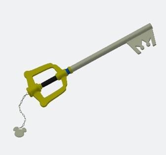 fusion keyblade