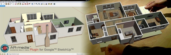 Watch The Videos Below To Understand How AR Media Works. Itu0027s Really Quite  Impressive. SketchUp