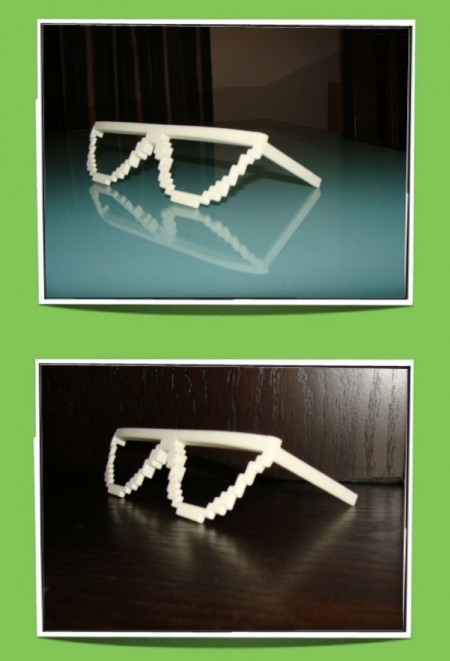 3D printing: learn how to 3D print glasses
