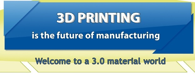 3D Printing infographic I The future of manufacturing