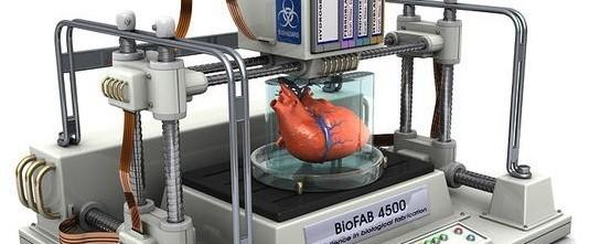 3D Printing the Human Body