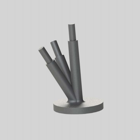 Tom Dixon 3D Printed Part 07