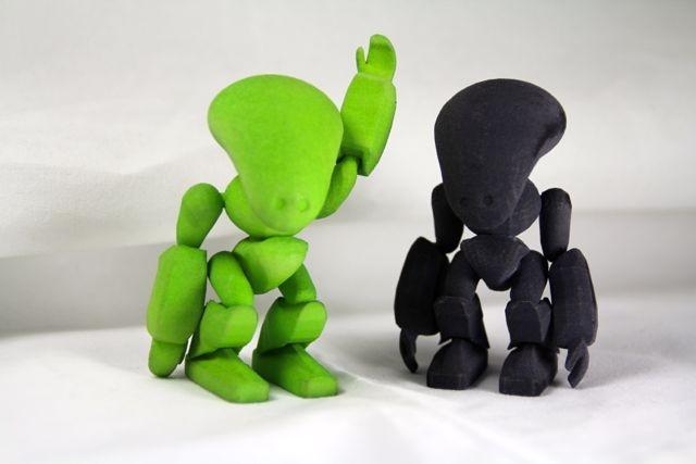 robot sculpteo