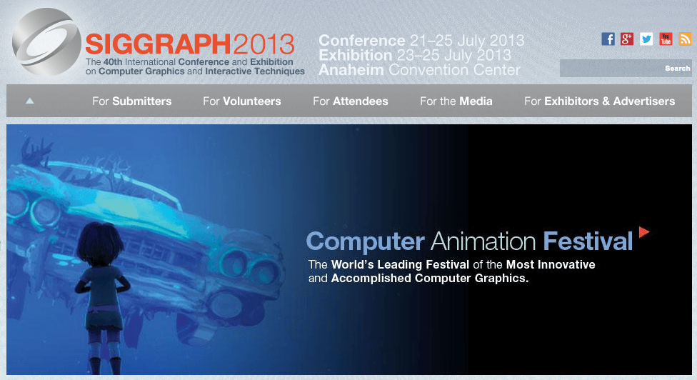 Win tickets for SIGGRAPH 2013 and the Maker Faire Detroit!
