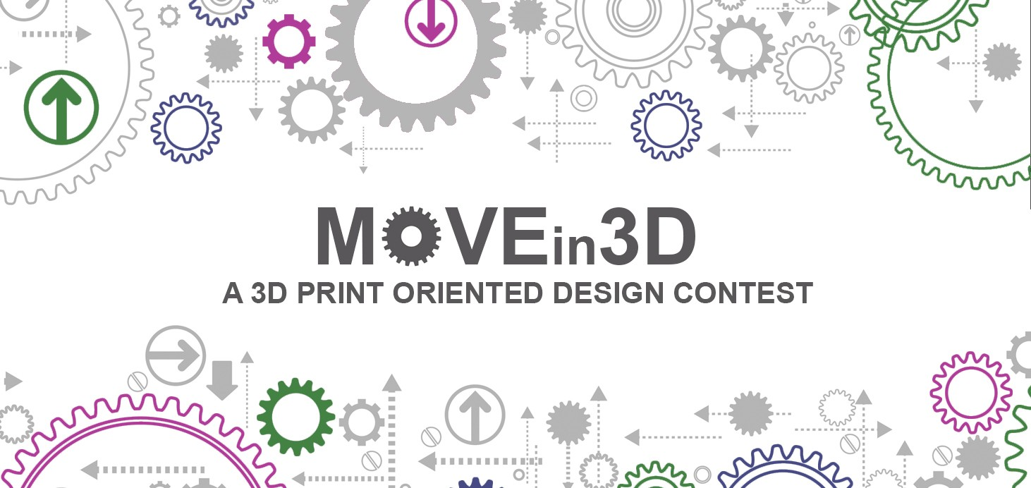 "New ""Move in 3D"" Design Contest with Dassault Systèmes!"