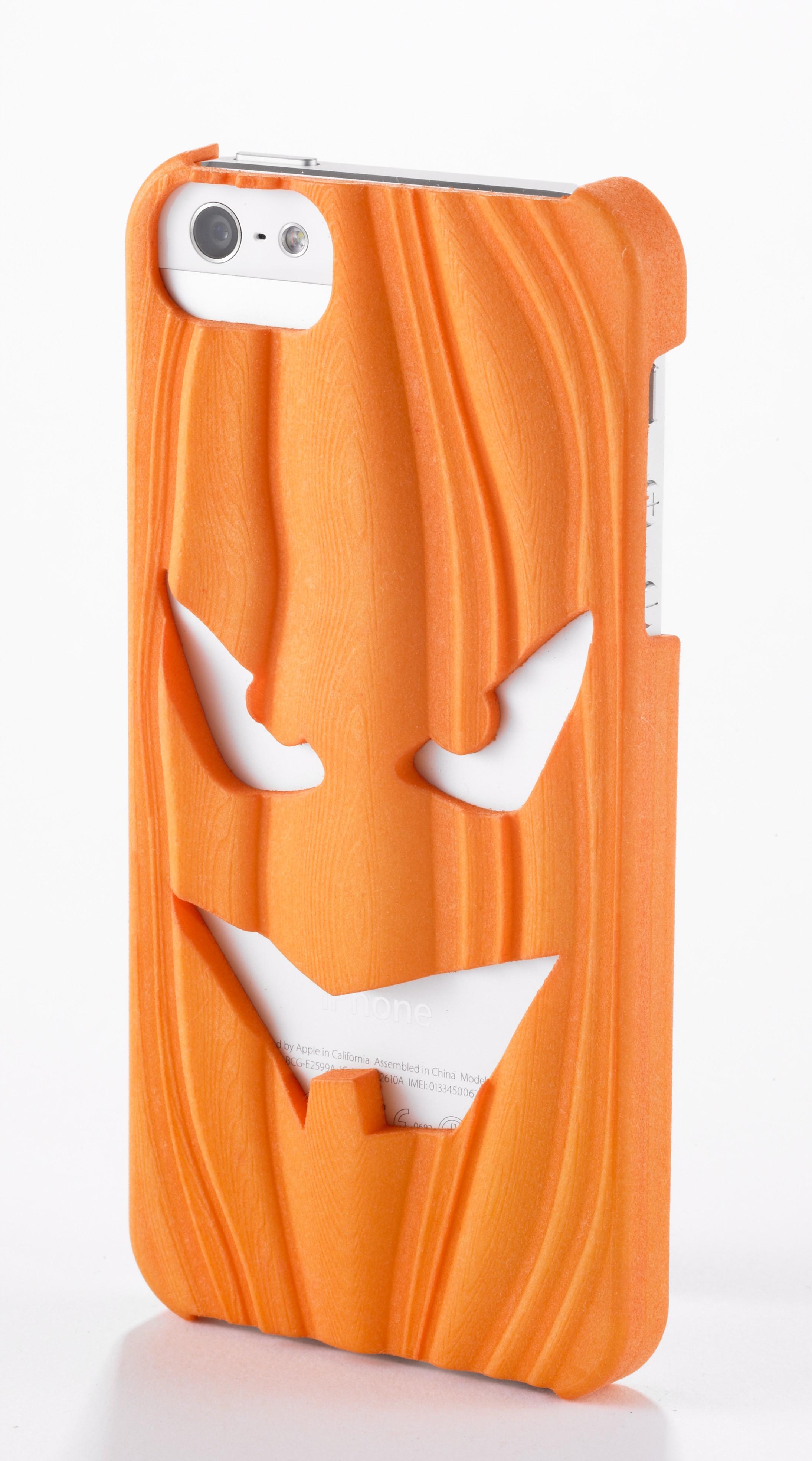Orange 3DP case