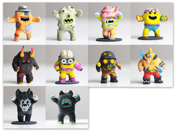 Support Monstermatic & their amazing 3D Printing Game!