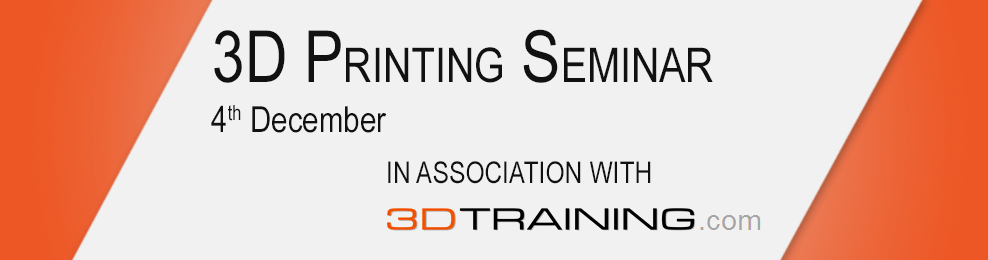Join the webinar about 3D printing with 3D Training Institute (3DTi) and Sculpteo