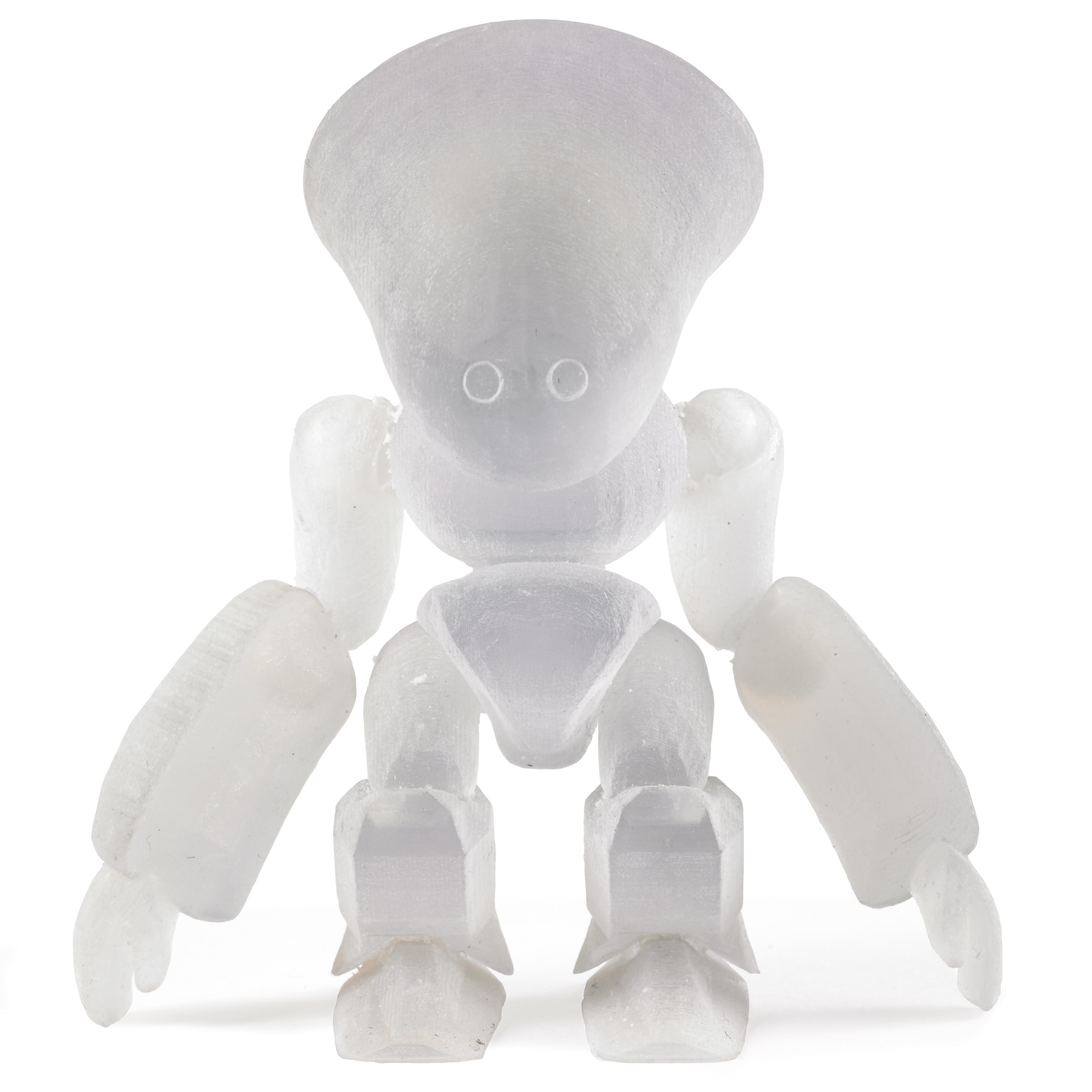 Introducing 3D Printing Of New Translucent Resin Material