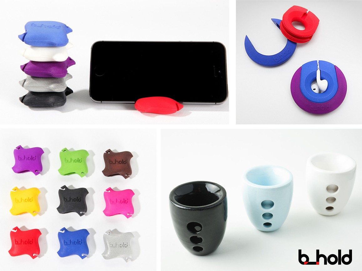 bhold design 3d printing