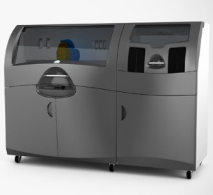 projet660 multicolor 3D printer