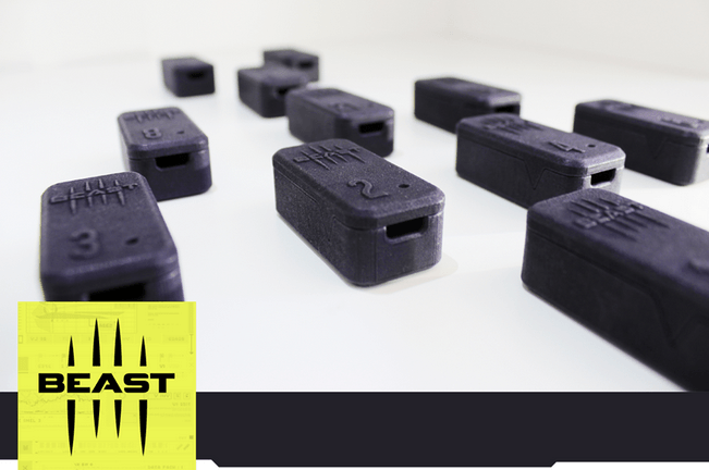 Hardware Startup 'Beast Technologies' creates indie fitness tracker with the use of 3D printing