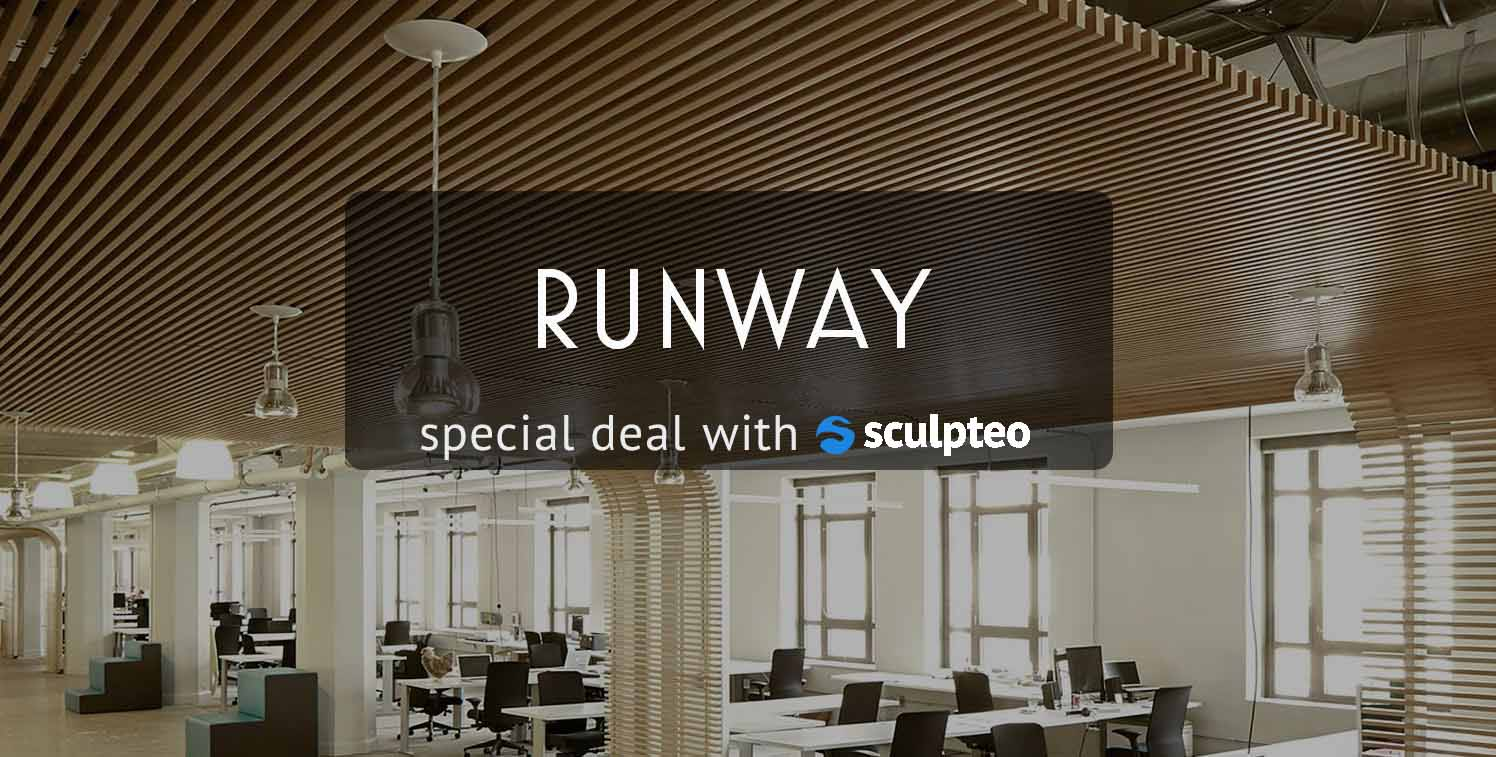 New Deal With Runway Incubator in San Fransisco!
