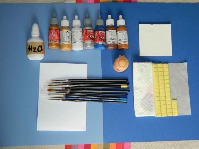 Painting 3D Prints