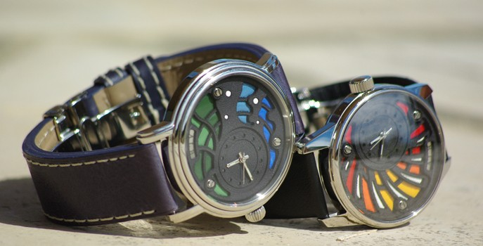 3D printing luxury watches: ALB & Sculpteo