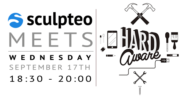 Sculpteo at the HardAware Meetup #3