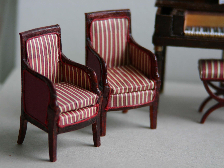 Furnitures miniatures