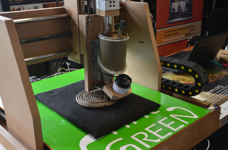 D Printing Exhibition Billingsgate : The 3d printshow london: sculpteos report