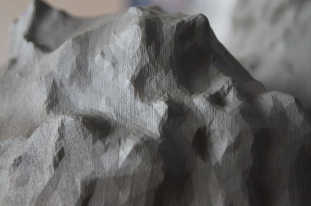 CNES 3D Print Comet 1