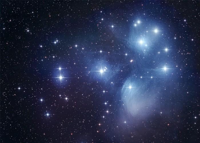 Pleiades Pierro Astro