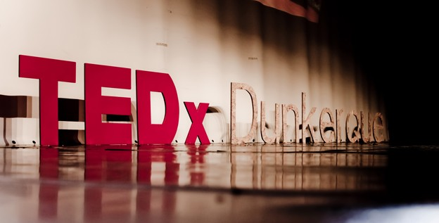 Come meet us at TEDxDunkerque