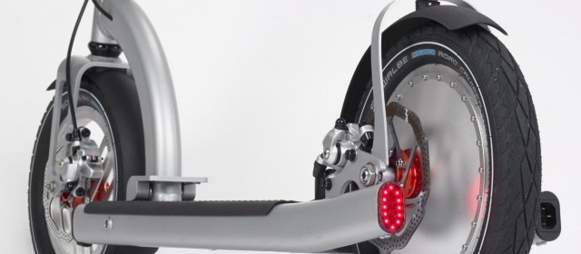 ELECTRICMOOD: the smartest E-Scooter
