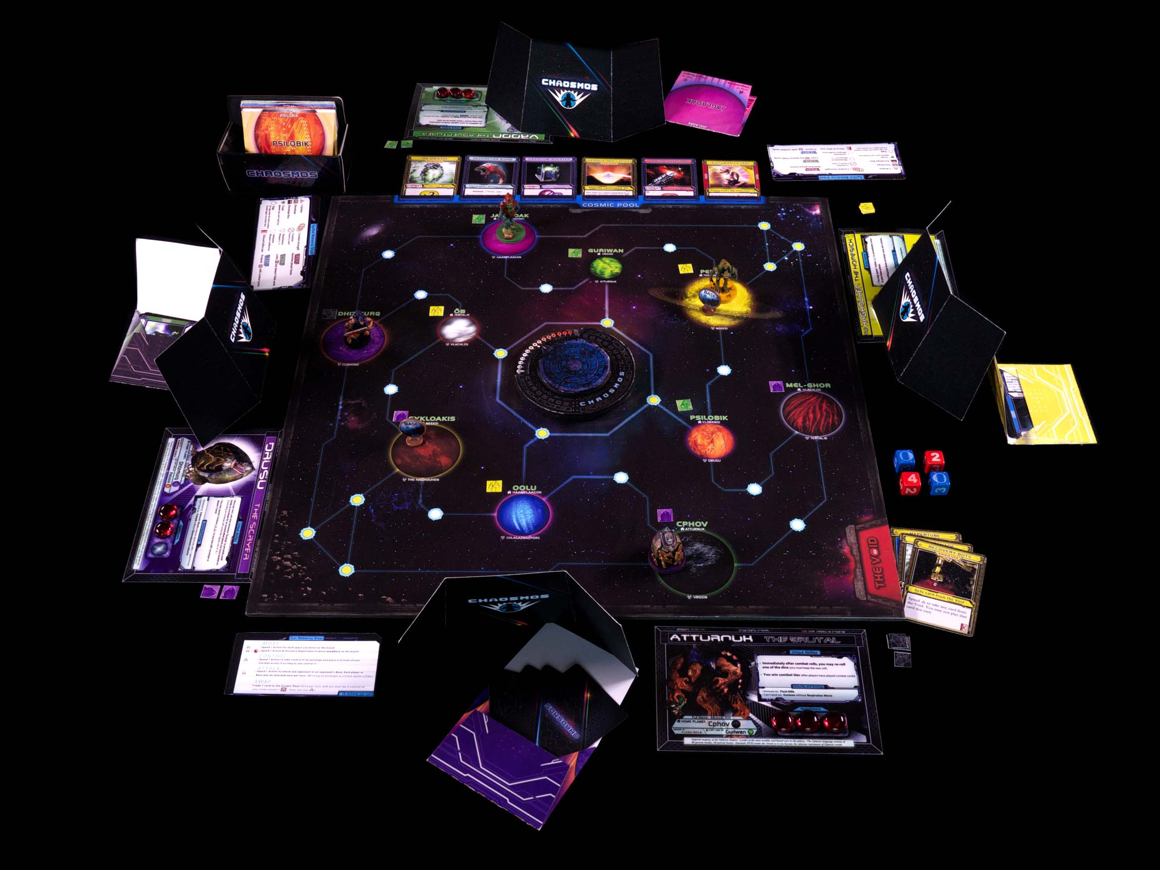 Prototype your next board game with 3D printing