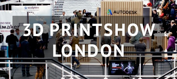 3D Printshow London coming soon!