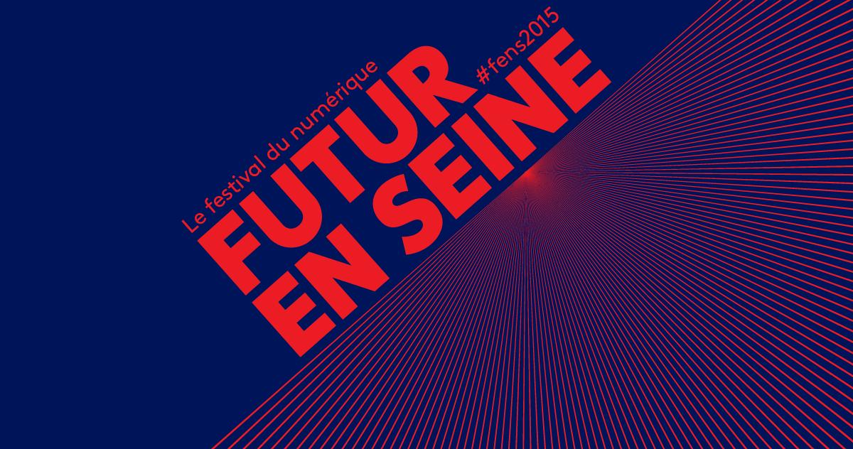 Meetup with Sculpteo in Futur en Seine 2015!