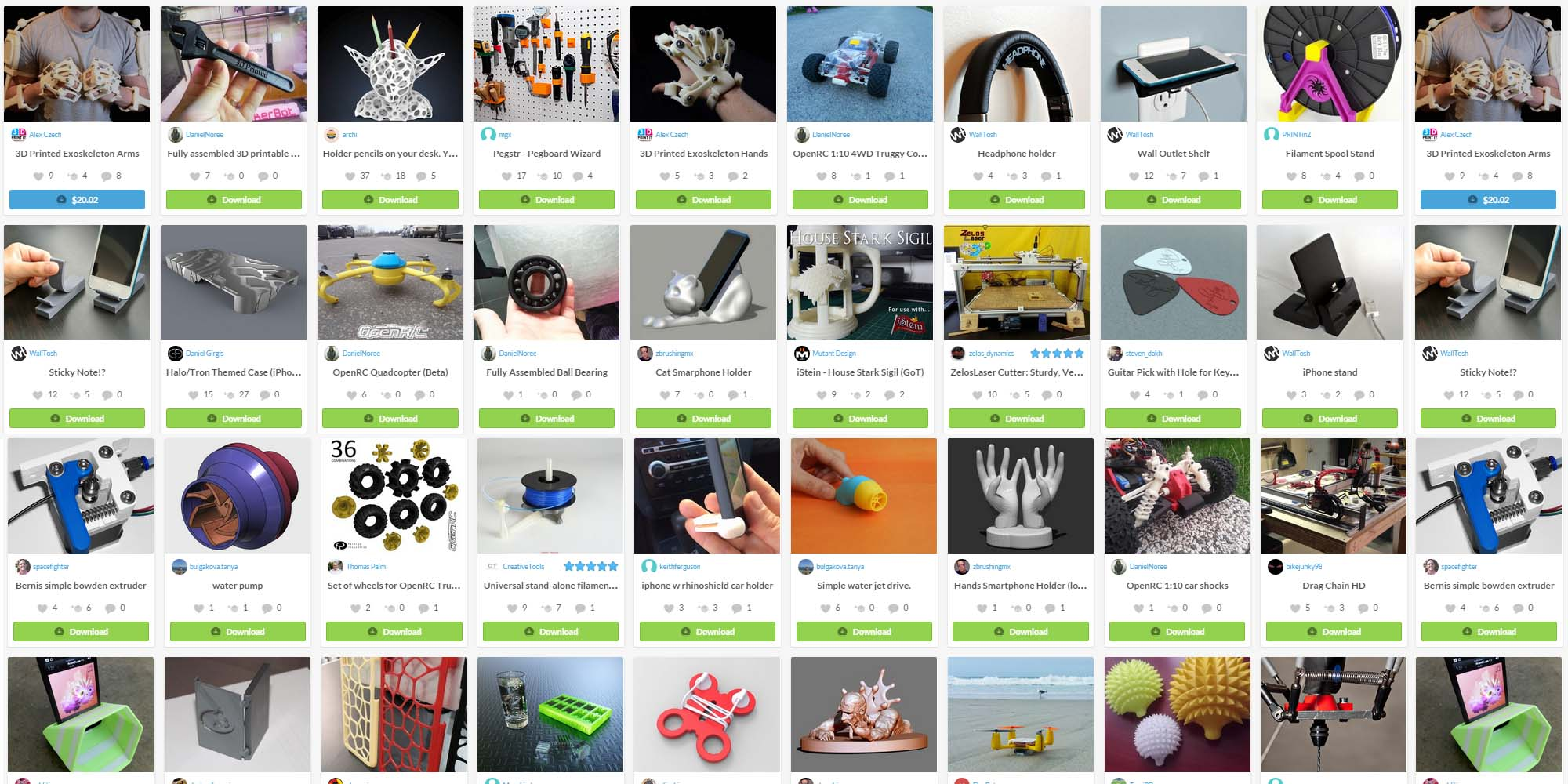 3D printing marketplace: which one to choose?