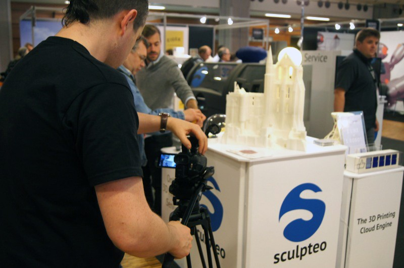 Sculpteo will be exhibiting at the 3D Printshow California 2015