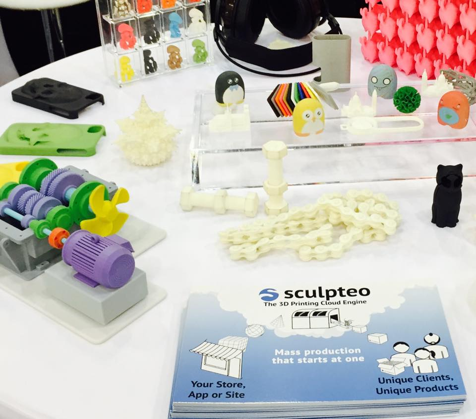 3D Printshow CA 2015: 5 things you missed if you didn't attend