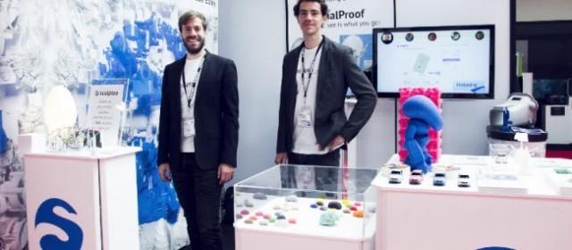 Come see us at the Paris 3D Printshow on October 16-17th