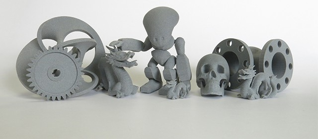 Introducing our new Grey Plastic Material