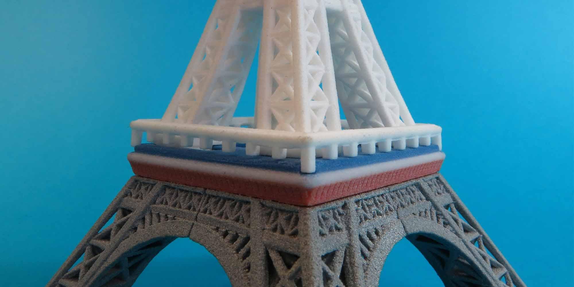 New: 3D Printing Multi-Material Ensembles!