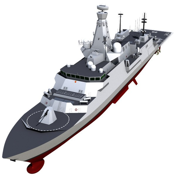 Royal Navy: 3D printed parts Maritime Industry