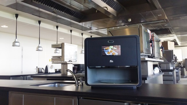 Foodini 3D printer for food