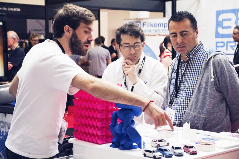 Let's have a look to what happened with 3D printing in 2015