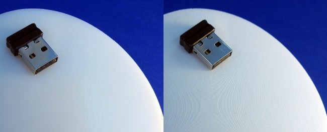 Polyjet vs SLS texture
