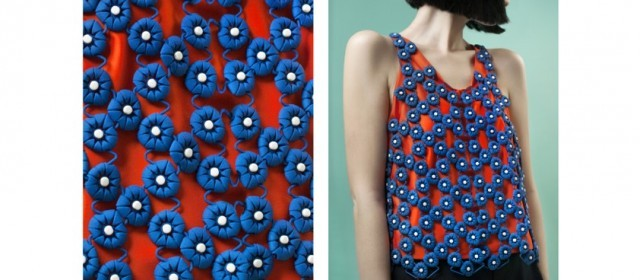 """The """"Virus Collection"""", your new line of 3D printed clothes"""