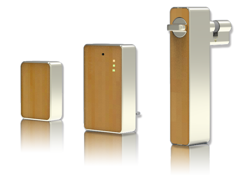 IKILOCK whole range of smart lock products