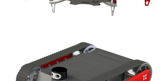 Meet Sweep, the 3D Printed scanner LIDAR for your Drone