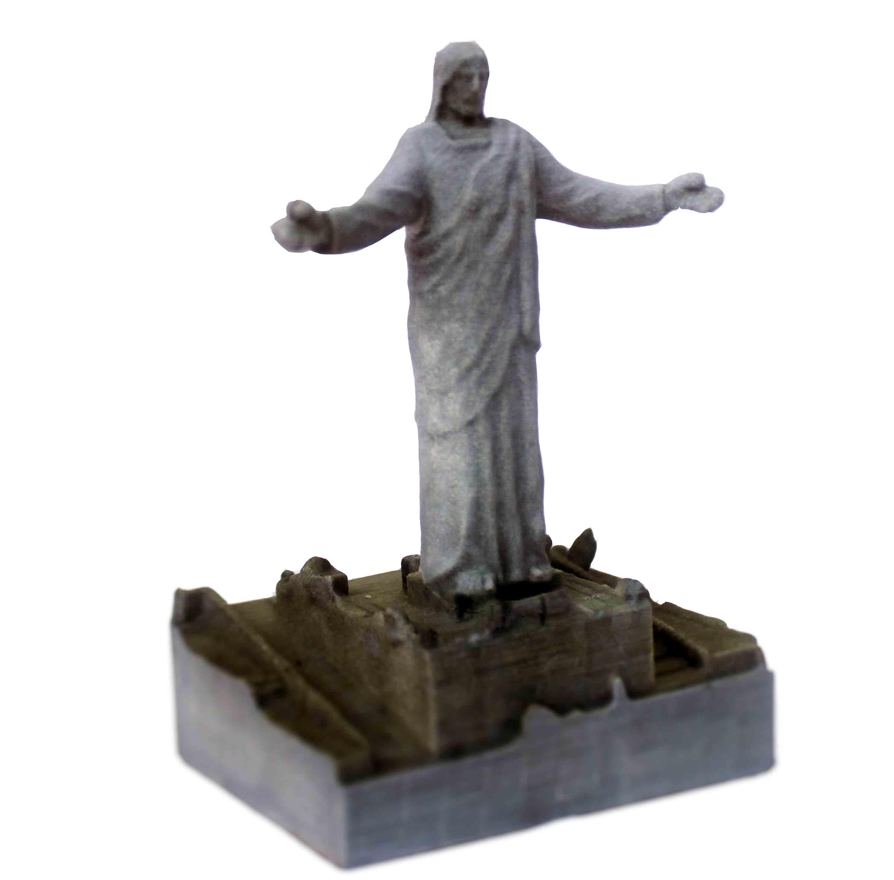 Jesus statue 3D print