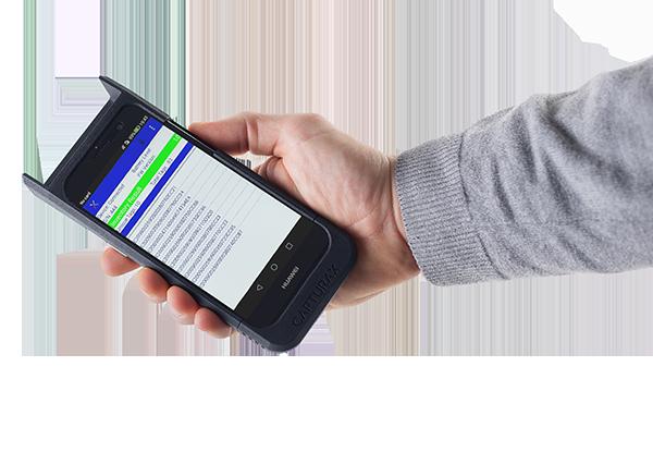 Sculpteo Success Story: Capturax upgrade your smartphones