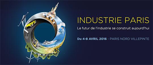 Impression 3d sculpteo sera au salon industrie paris for Salon industrie paris 2017