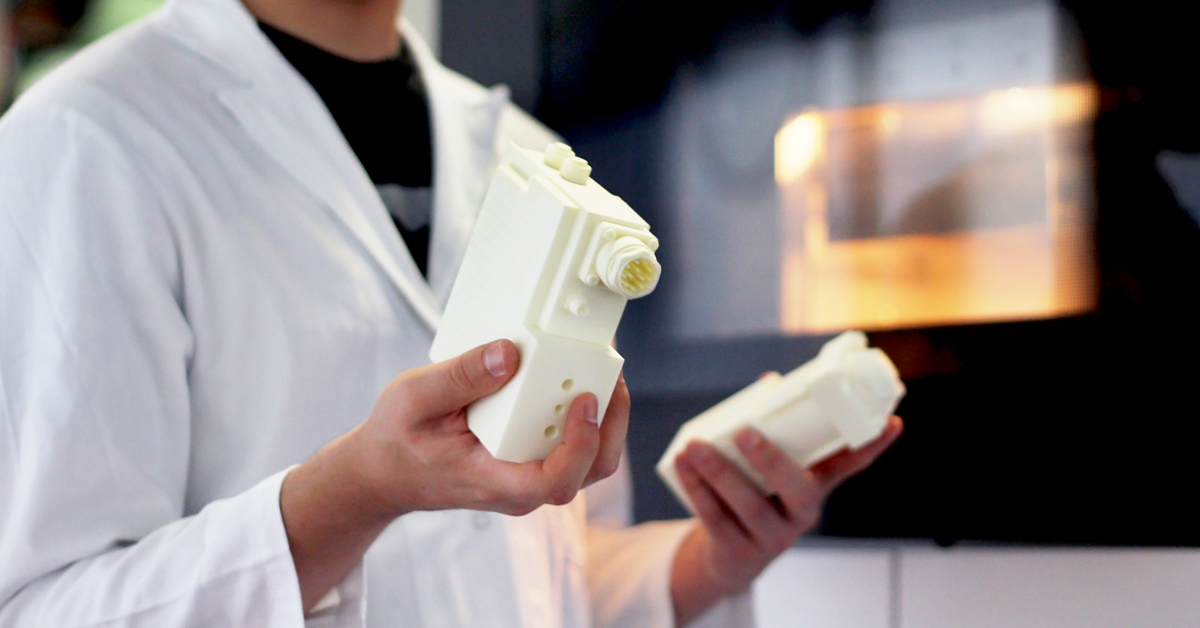 3D printing: a new way for architects