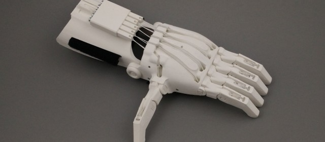 Handesign makes parametric prosthetics a reality