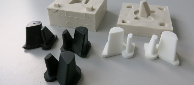 DIY Tutorial: Urethane Casting with a 3D printed master