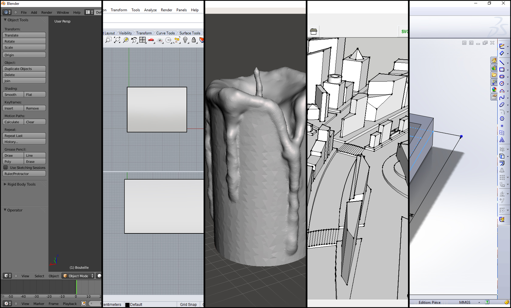 Top 5 Best 3D Modeling Softwares for 3D Printing (Windows)