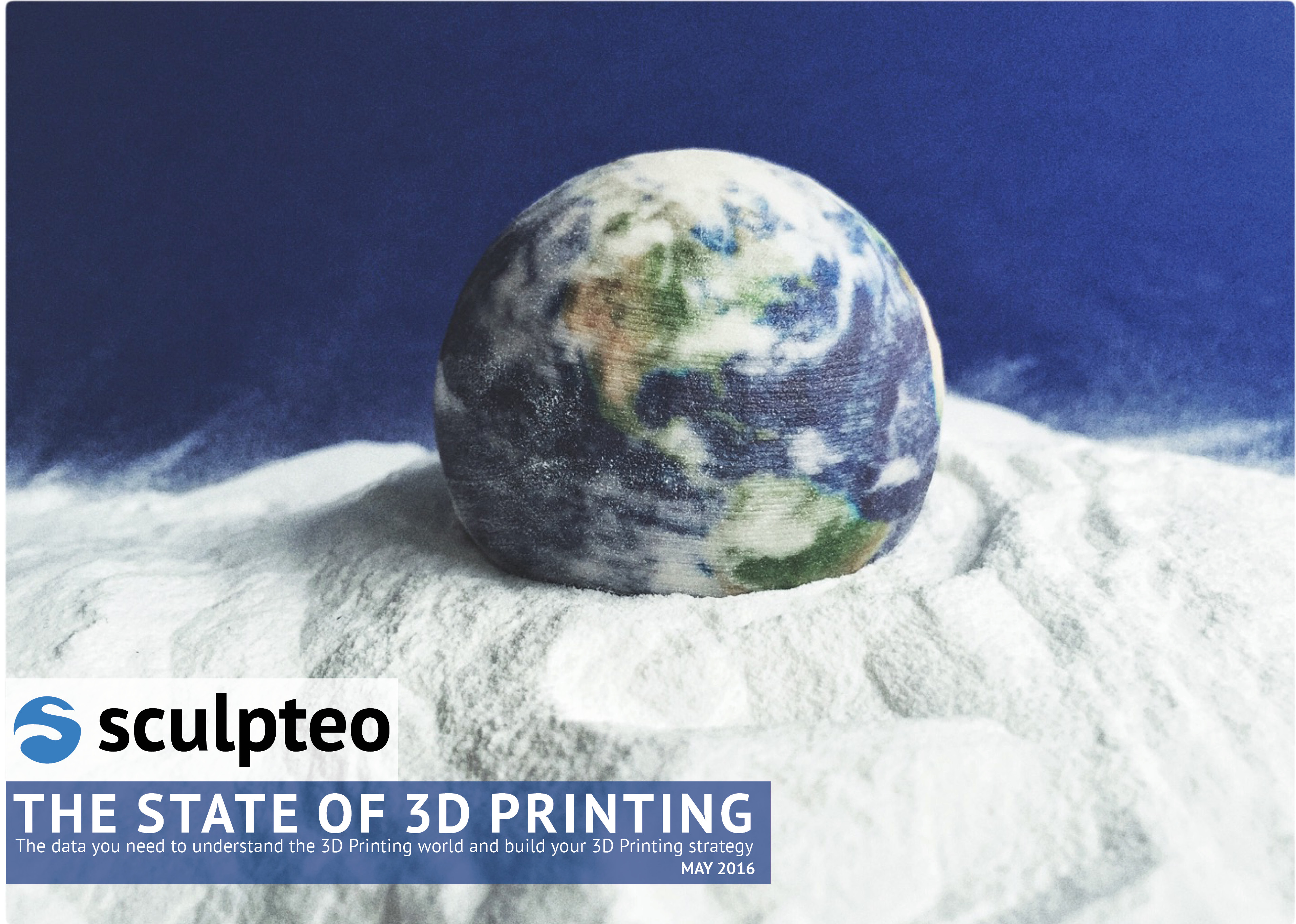 Insight from the State of 3D Printing:  the year-over-year contrast